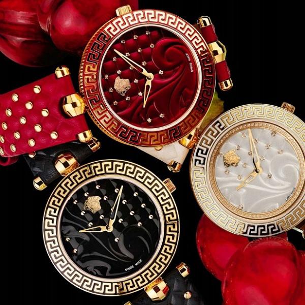 Thương hiệu đồng hồ Versace của nước nào?
