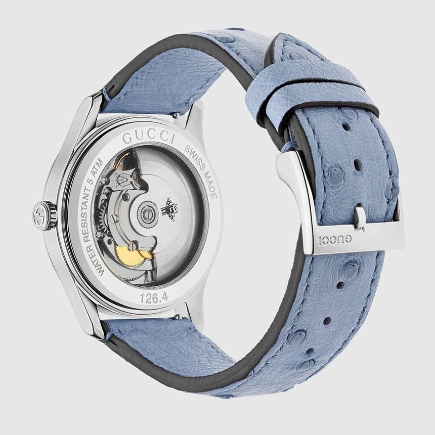 GUCCI G-TIMELESS AUTOMATIC WATCH YA1264113 38MM