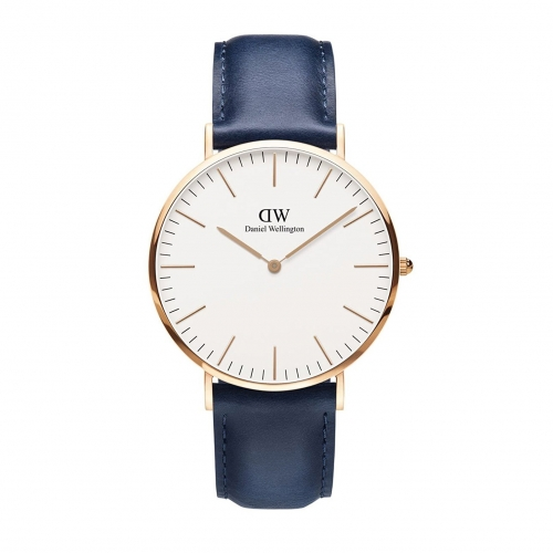 CLASSIC SOMERSET 40MM DW00100121 ROSE GOLD