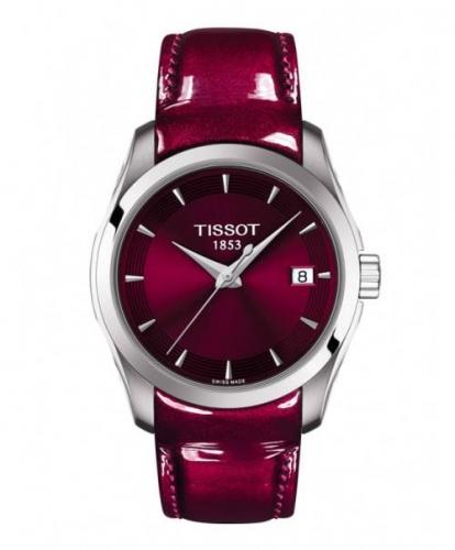 TISSOT COUTURIER LADY T035.210.16.371.01   32mm