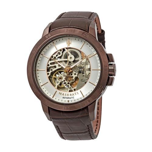 Đồng hồ nam Maserati Ingegno Automatic Skeleton Dial - 44MM