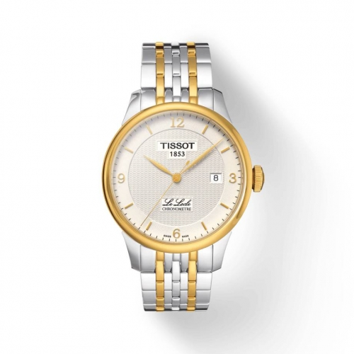Tissot Two Tone Le Locle Automatic COSC, 39.3mm