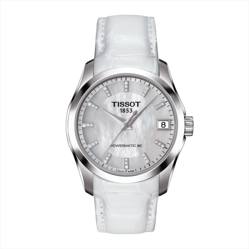 Tissot Couturier Powermatic 80 Lady, 32mm T035.207.16.116.00