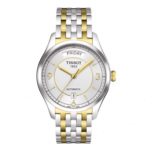 T-Classic T-One Watch, 38.5mm T0384302203700