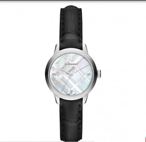 Classic Round Diamond Ladies Watch 32MM